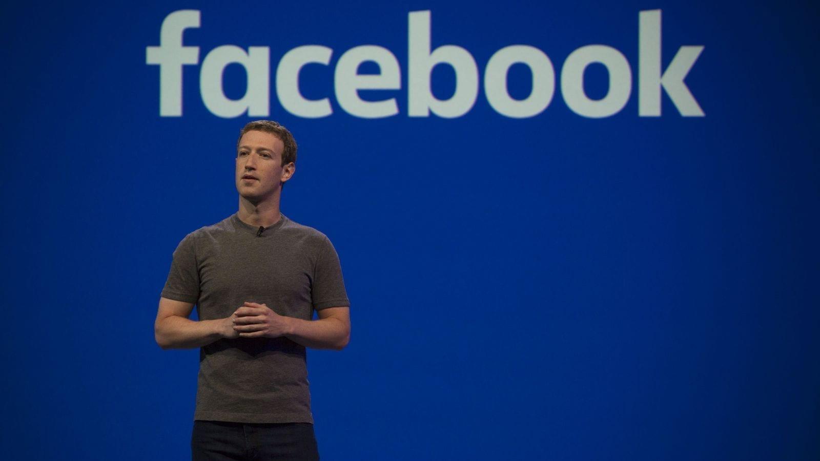 Image of Mark Zuckerburg