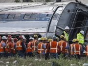 Amtrak Engineer Not Criminally Responsible for Derailing Train