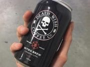 Image of the Recalled Death Wish Coffee