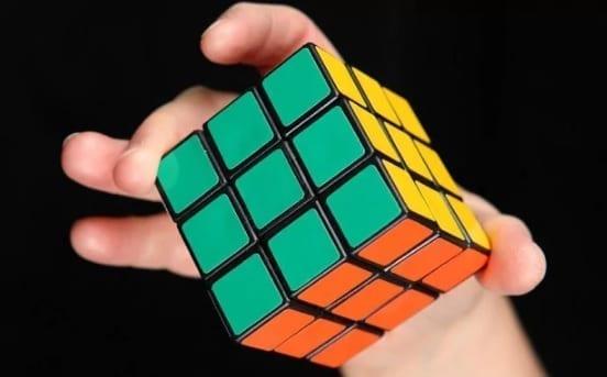 Rubik's Cube Versus 'Quick Cube'