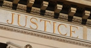 Justice; image courtesy of www.lavenir.net.