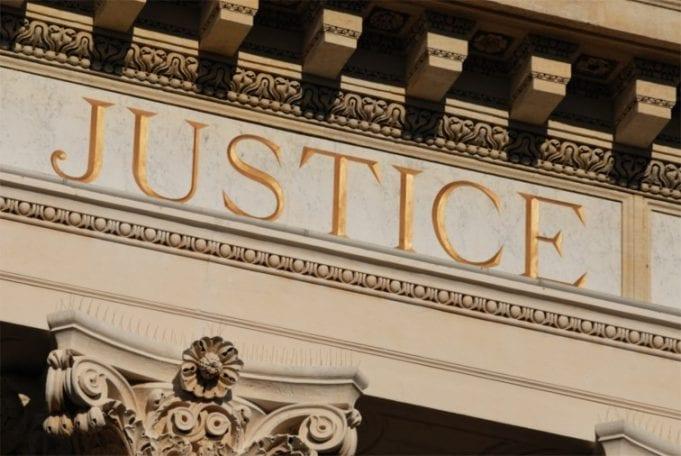 Justice; image courtesy of www.lavenir.net.