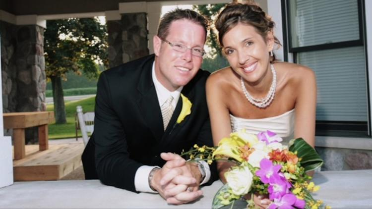 Image of Daniel Green with wife Mary Kriete-Green