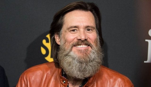 Image of actor, Jim Carrey