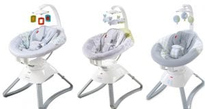 Image of the Recalled Fisher-Price Motion Seats