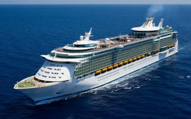 Image of the Royal Caribbean 'Liberty of the Seas' Ship