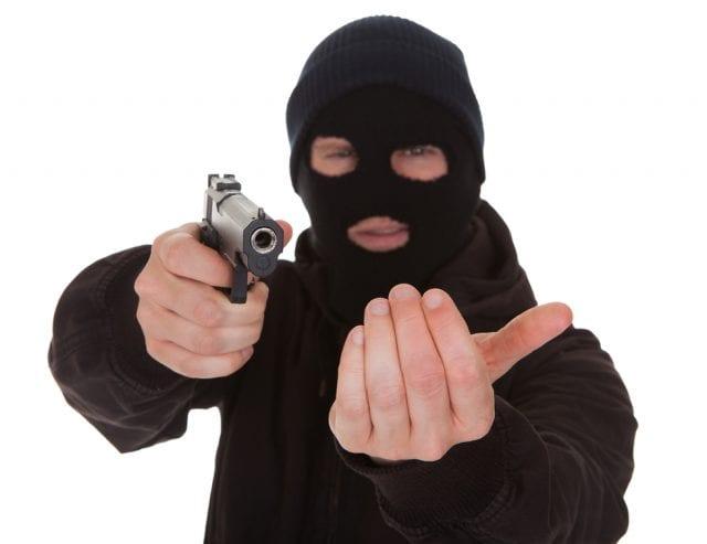 Burglar Breaks into Hotel Room, Then Falls Asleep