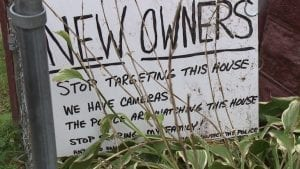 Man Claims Aliens Made Him Vandalize Property