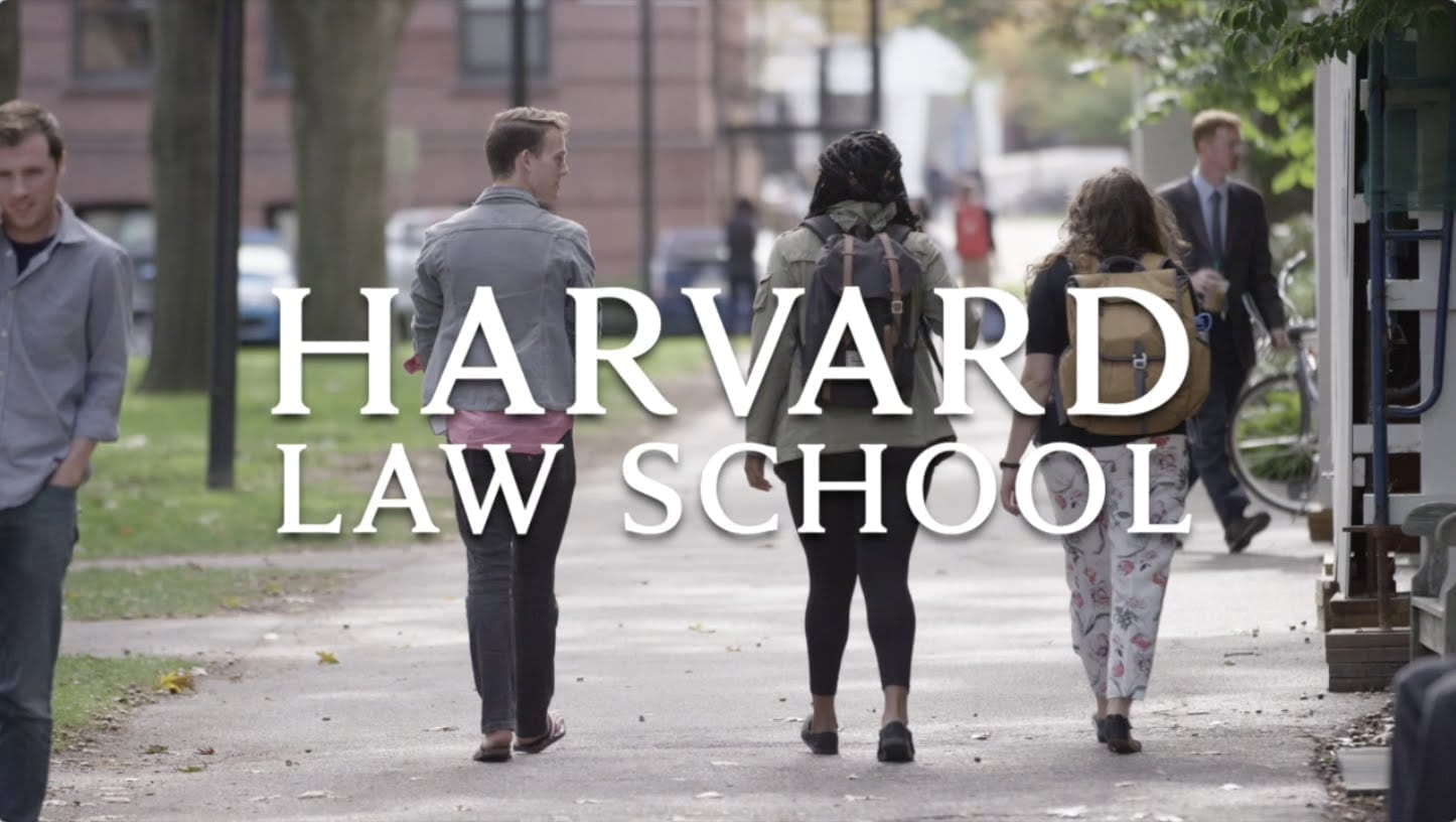 Image courtesy of Harvard Law School via www.youtube.com.