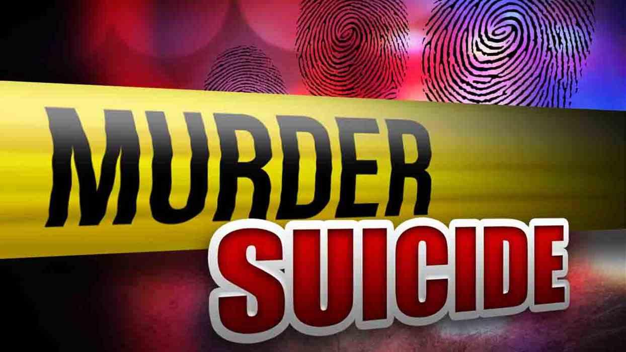 Image of a Murder-Suicide Alert Sign