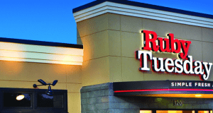 Image of a Ruby Tuesday restaraunt