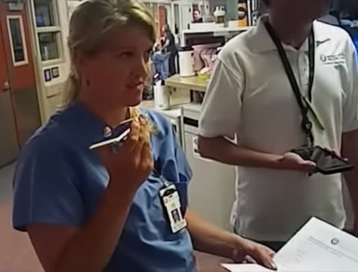Nurse Receives Settlement From City and University For Officer's Actions