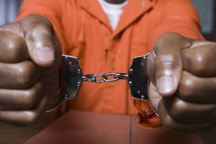 Inmates With Sexual Misconduct Charges Must Appear Handcuffed, in Jumpsuits