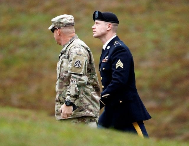 Bowe Bergdahl Was Just Dishonorably Discharged. What's That?