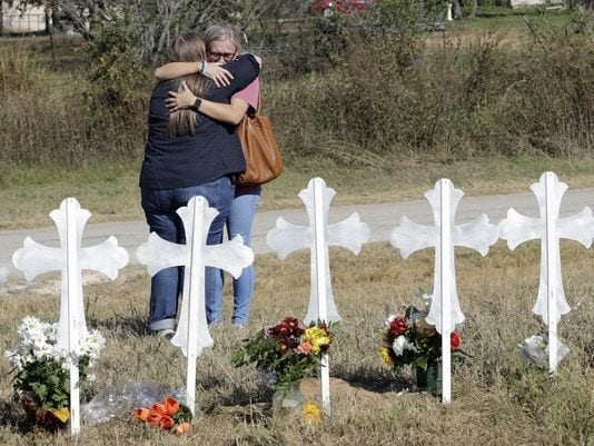 Big Cities Sue DoD Over Gun-Database Reporting After Texas Church Shooting