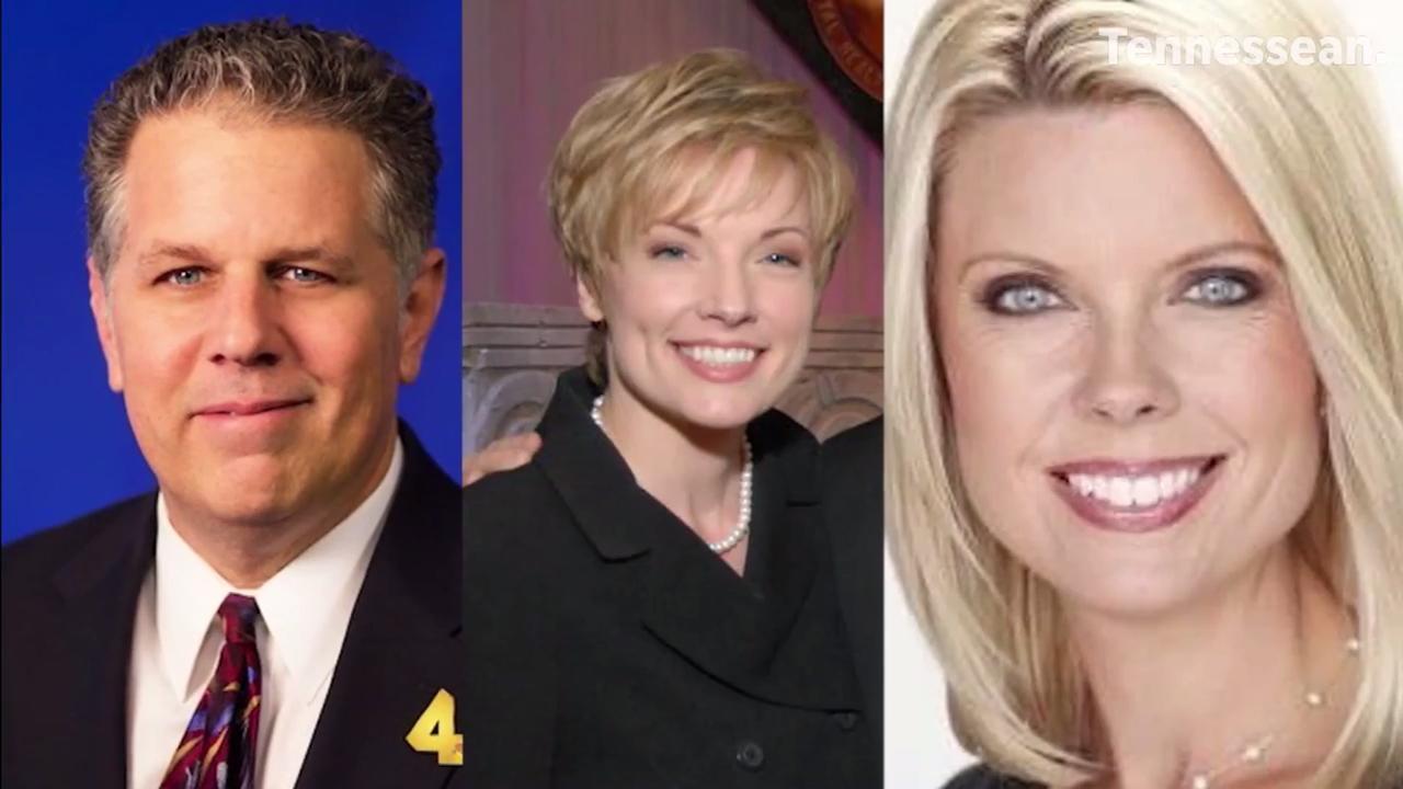 Image of Dennis Ferrier, Jennifer Johnson and Nancy Van Camp