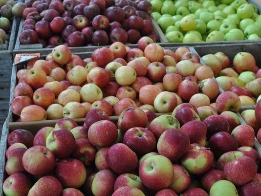 Image of Supermarket Apples