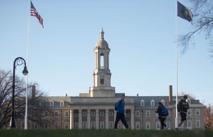 Image of the Penn State Campus