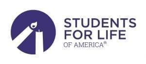 Image of the Students for Life Logo