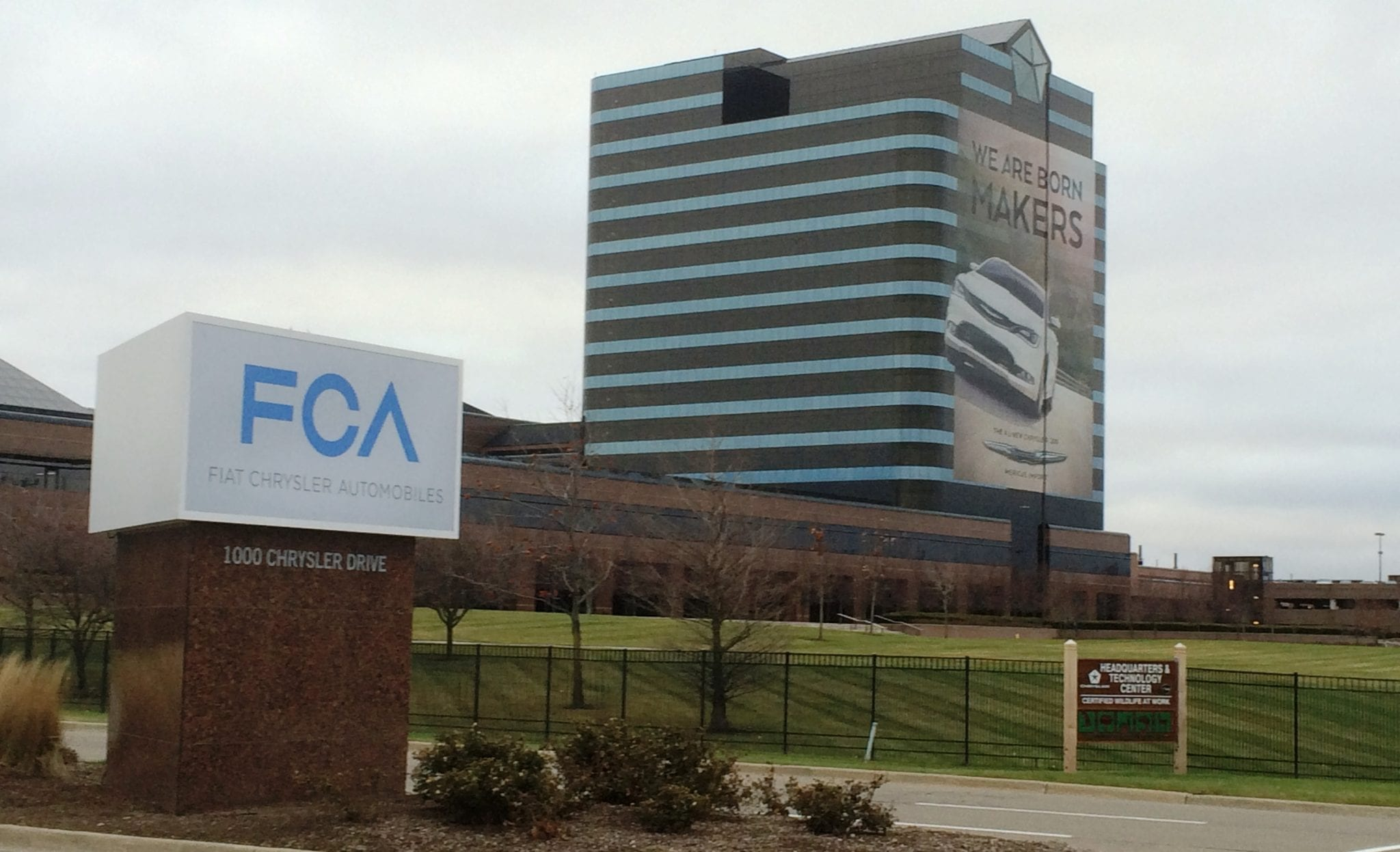 Fiat Chrysler Automobiles Target of Unusually High Options Trading (FCAU)