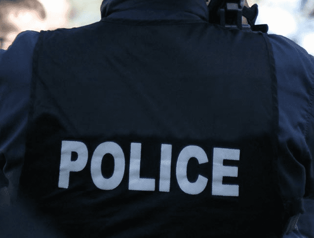 Chief Inspector Accused of Assault Once Again