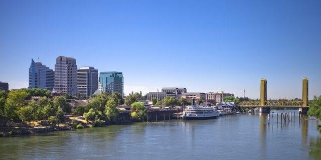 Image of the City of Sacramento