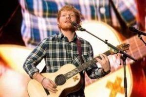 Image of Ed Sheeran