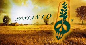 Image of a Monsanto Poison Graphic