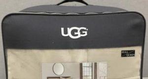 Image of the Recalled UGG Comforters