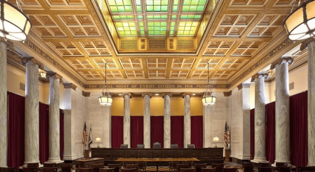 Image of the The West Virginia Supreme Court