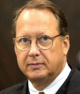 Image of U.S. District Judge Terence Kern