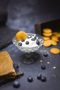 Image of a Cup of Yogurt