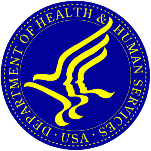 Image of the Department of Health and Human Services Seal