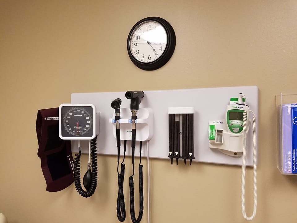 Image of a Doctor's Office