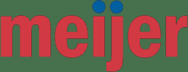 Image of the Meijer Logo