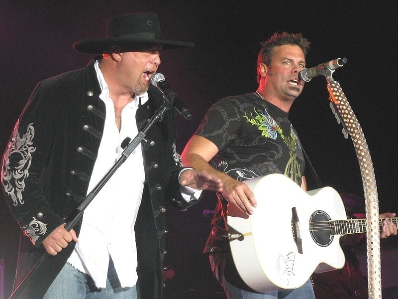 Image of the band, Montgomery Gentry