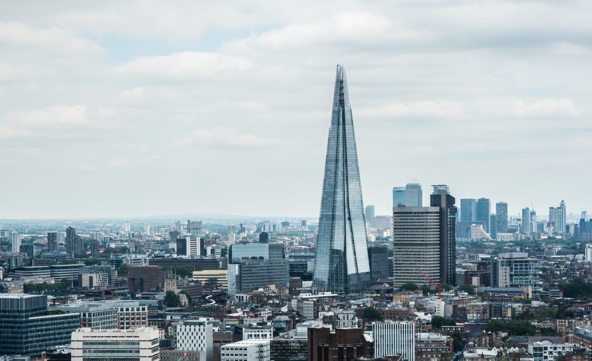 London, United Kingdom; photo by Jamie Street on Unsplash.
