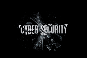 Image of a Cybersecurity Graphic