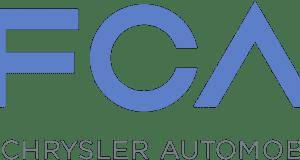 Image of the Fiat Chrysler Logo