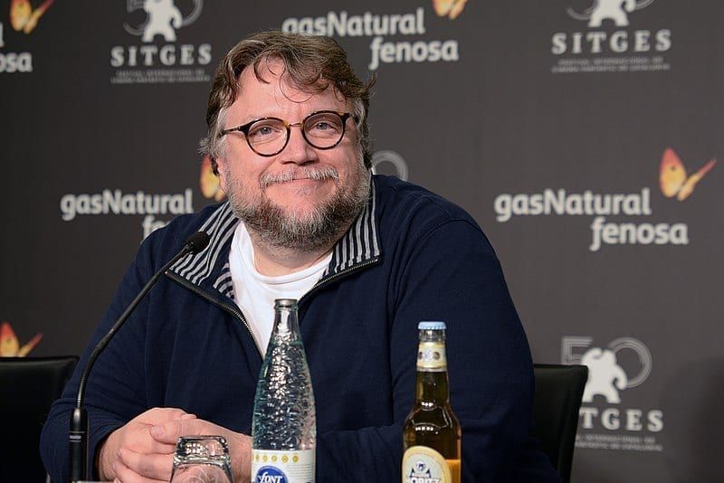 Image of director Guillermo del Toro