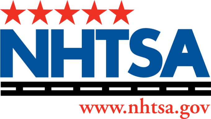 Image of the National Highway Traffic Safety Administration Logo