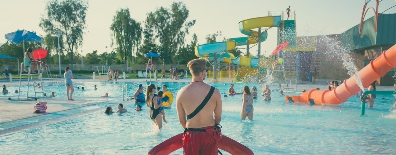 Image of a waterpark