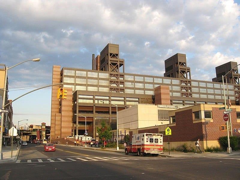 Image of Woodhull Hospital
