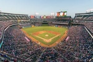 Baseball field; image courtesy of Pxhere, CC0.