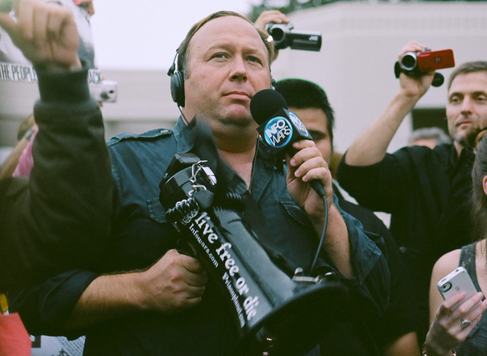 Sandy Hook Families File Suit Against Infowars' Alex Jones