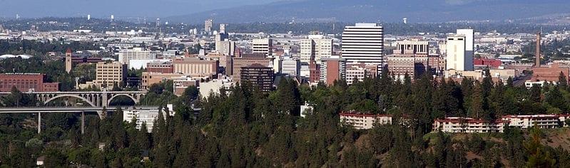 Image of the City of Spokane
