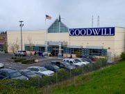 Image of a Goodwill store in Oregon