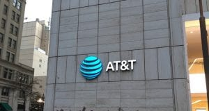 Image of the AT&T Headquarters