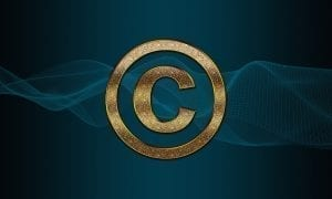 Image of the copyright logo