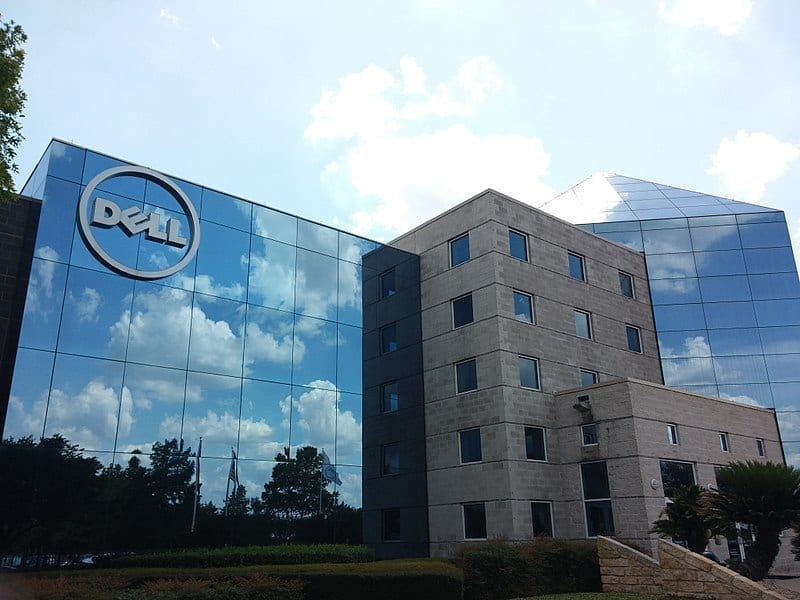 Image of the Dell Headquarters